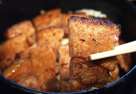 札幌観光の際は是非!絶品・激安きんちゃんの味噌豚丼