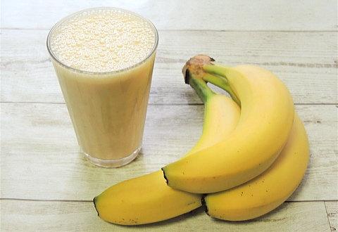 我が家のバナナジュース