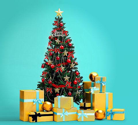 LOWYAのクリスマスツリー