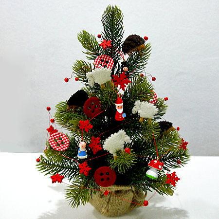 RS GLOBAL TRADEヌードミニクリスマスツリー