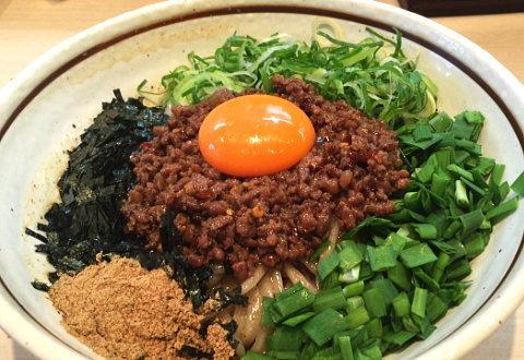 台湾混ぜそばの美味しい食べ方は?