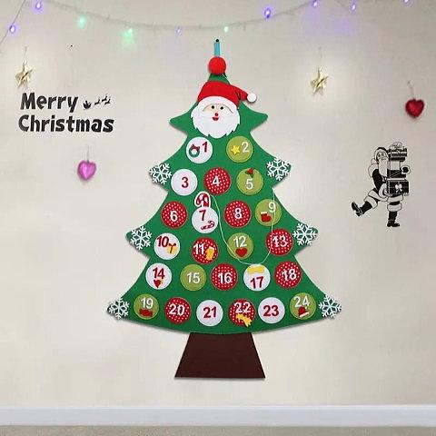 アドベントカレンダー クリスマスツリー(CIZA Official online shop)