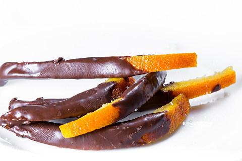 バレンタインにおすすめの美味しいオランジェット(オレンジピールチョコ)を通販で購入!