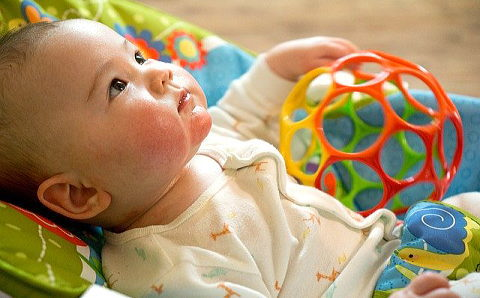 オーボールは赤ちゃんの成長にどんな効果をもたらすの?