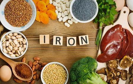 鉄分豊富な食べ物