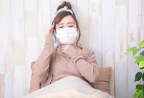喉の乾燥対策におすすめの寝る時用マスクは?