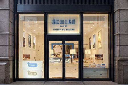 東京・丸の内ブリックスクエア(東京駅地下道直結)にあるエシレ バター専門店